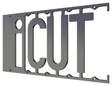 iCut Logo